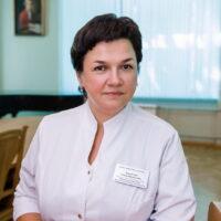 Талантова Ольга Евгеньевна